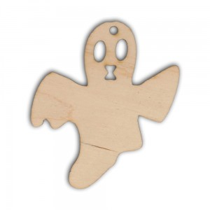 D016 Wooden ghost