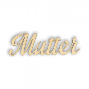 ND365 Napis Mutter