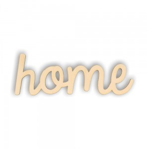 ND009-M HOME - napis